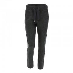 Pantaloni taglio tapered in...