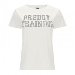 T-shirt jersey leggero con...