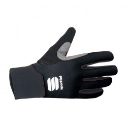 Engadin softshell gloves black