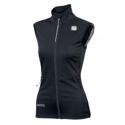 Squadra WS Vest black donna