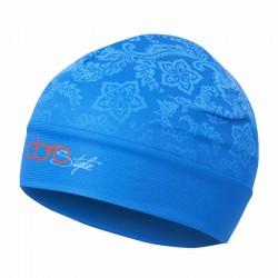 Doro Hat azure blu white donna