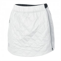Rythmo Skirt white/black donna
