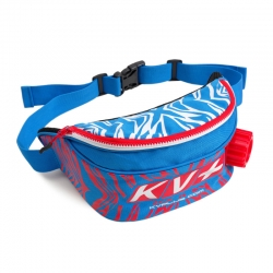 Thermo Waist Bag red
