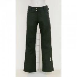 Pantaloni softshell neri donna