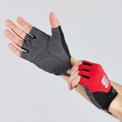 Neo Gloves 567 red black uomo