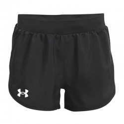 UA Fly-By Shorts black girl