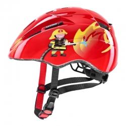 Kid 2 red fireman
