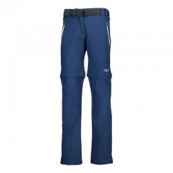 Pantaloni zip-off stretch...