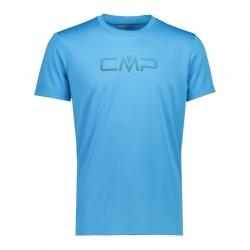 T-shirt girocollo con logo...