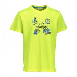 T-Shirt tecnica con stampa...
