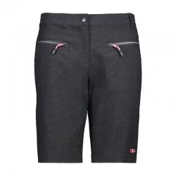 Bermuda effetto jeans U423...
