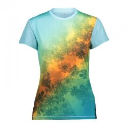T-shirt active cool menthol...