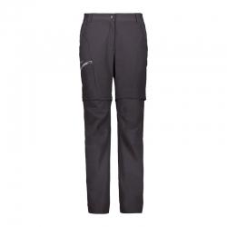 Pantaloni zip off in nylon...