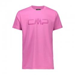 T-Shirt in cotone con logo...