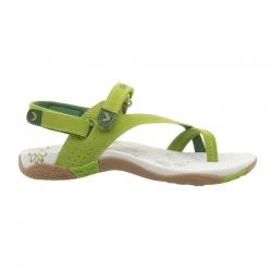Sandali Altea green donna
