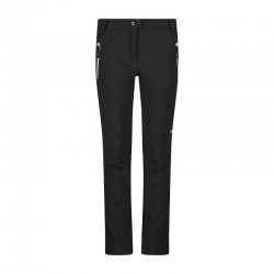 Pantaloni in softshell slim...