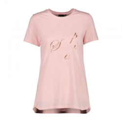 T-shirt  jersey di cotone e...