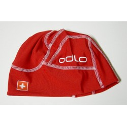 Warm race hat Switzerland