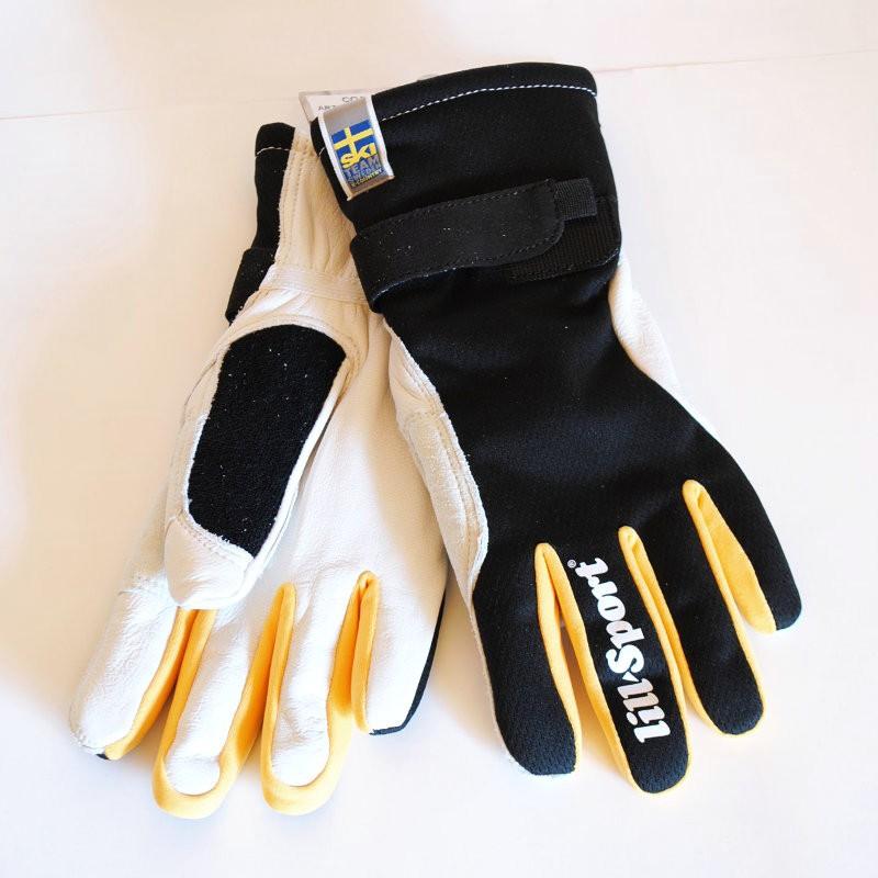 Lill Sport Gloves Canada: Guanti Da Sci Di Fondo In Vera Pelle D