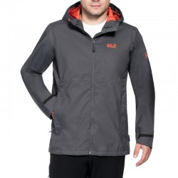 Arroyo jacket grey men
