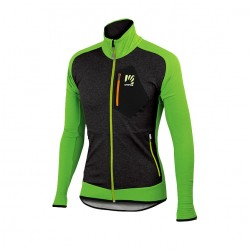 Odle fleece verde uomo