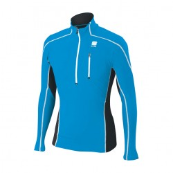 Cardio Tech top blu uomo