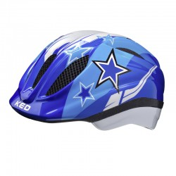 Casco Meggy blu junior
