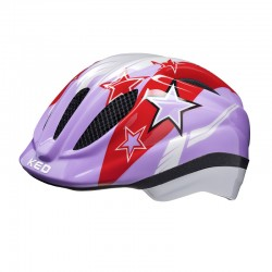 Casco Meggy porpora junior