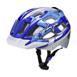 Casco Kailu blu junior