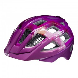 Casco Kailu viola junior