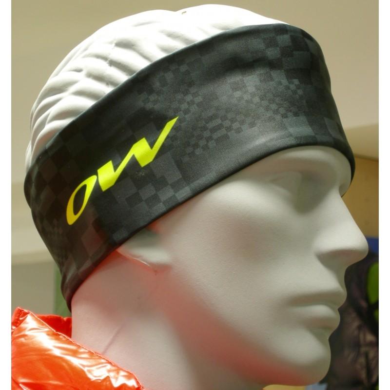 One Way Fascia Carbon Headband Small