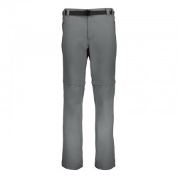 Pantaloni zip-off antracite...