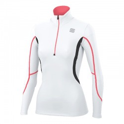 Cardio Tech Top bianco donna