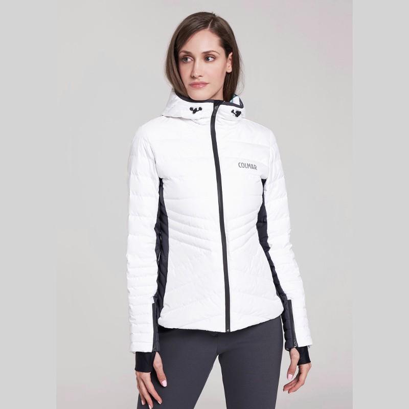 sale retailer 54c1f 94902 Giacca Colmar Fjord bianca donna