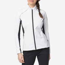 Giacca Softshell bianca donna
