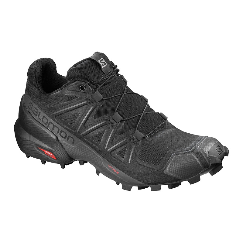 Trail Nere 5 Salomon Speedcross DonnaScarpe Running n0w8mN