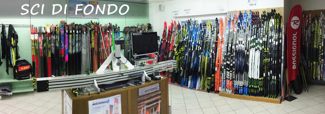 scopri il mondo dello sci di fondo
